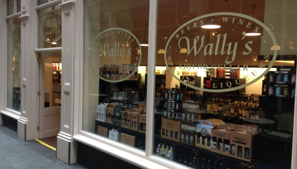 TASTE AND MEET, WALLY'S LIQUOR CELLAR, CARDIFF,  FRIDAY 14TH DECEMBER, 3.00- 7.00PM