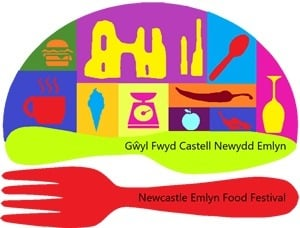 Newcastle Emlyn Food Fair at King George V Playing Field Newcastle Emlyn, 8th June from 10.00- 1600.