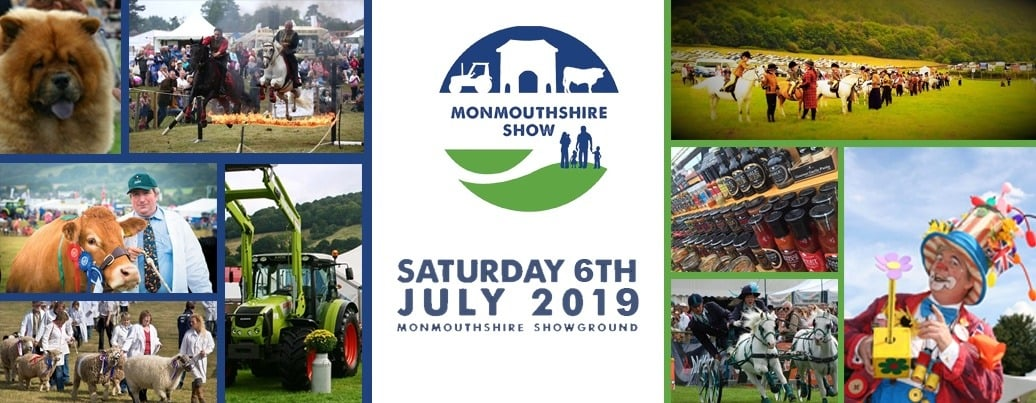 The Monmouthshire Show, The Showground, Redbrook Road, Monmouth, Saturday, July 6th 2019