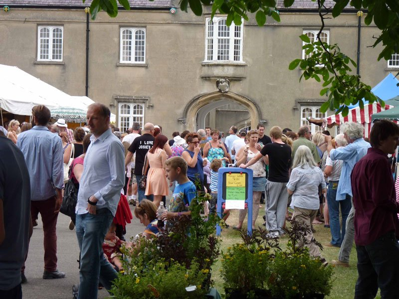 Lampeter Food Festival 2019, Trinity St. David's, Lampeter- Saturday 27th July.
